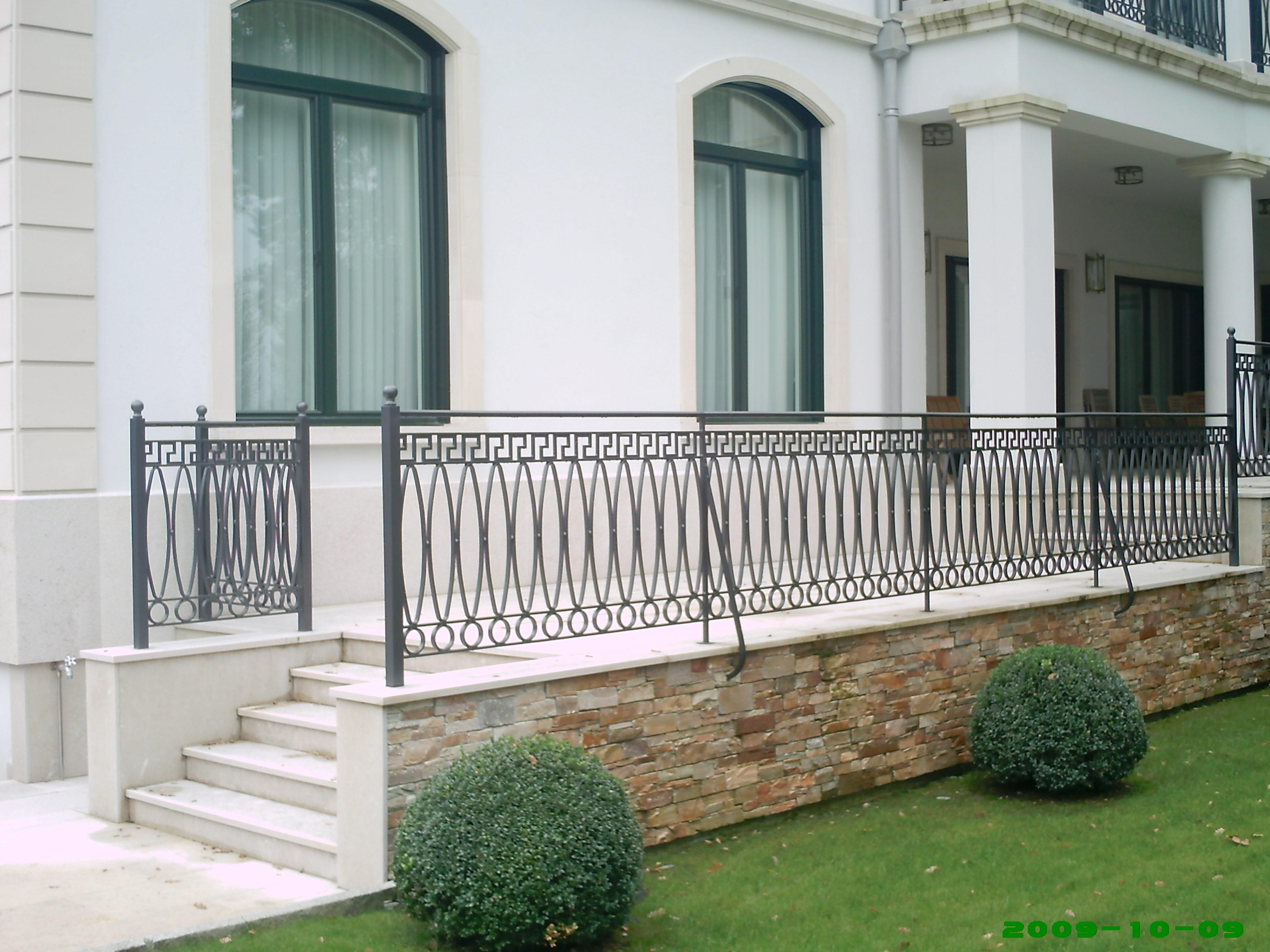barrières extérieur